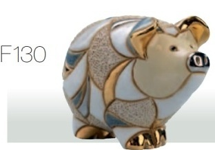 Cerdo rayado. F130