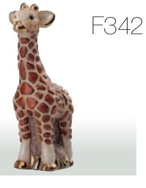 Jirafa bebé, F342. DeRosa-Rinconada