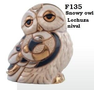 Lechuza nival. F135