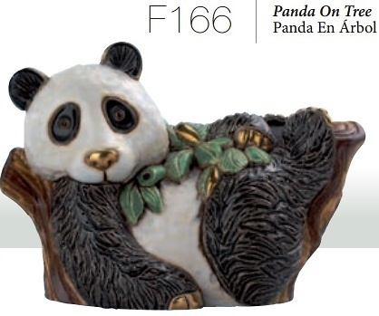 Oso panda, F166. DeRosa-Rinconada