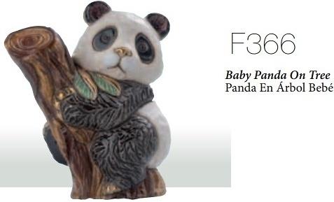 Oso panda bebé, F366. DeRosa-Rinconada
