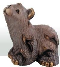 Grizzlybären Baby. F348