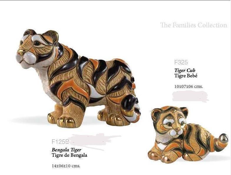 Bengala Tiger Family - DeRosa Rinconada