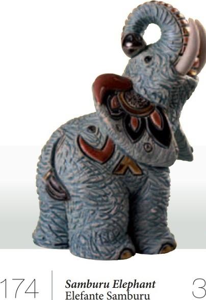 Samburu elephant, F174. DeRosa Rinconada