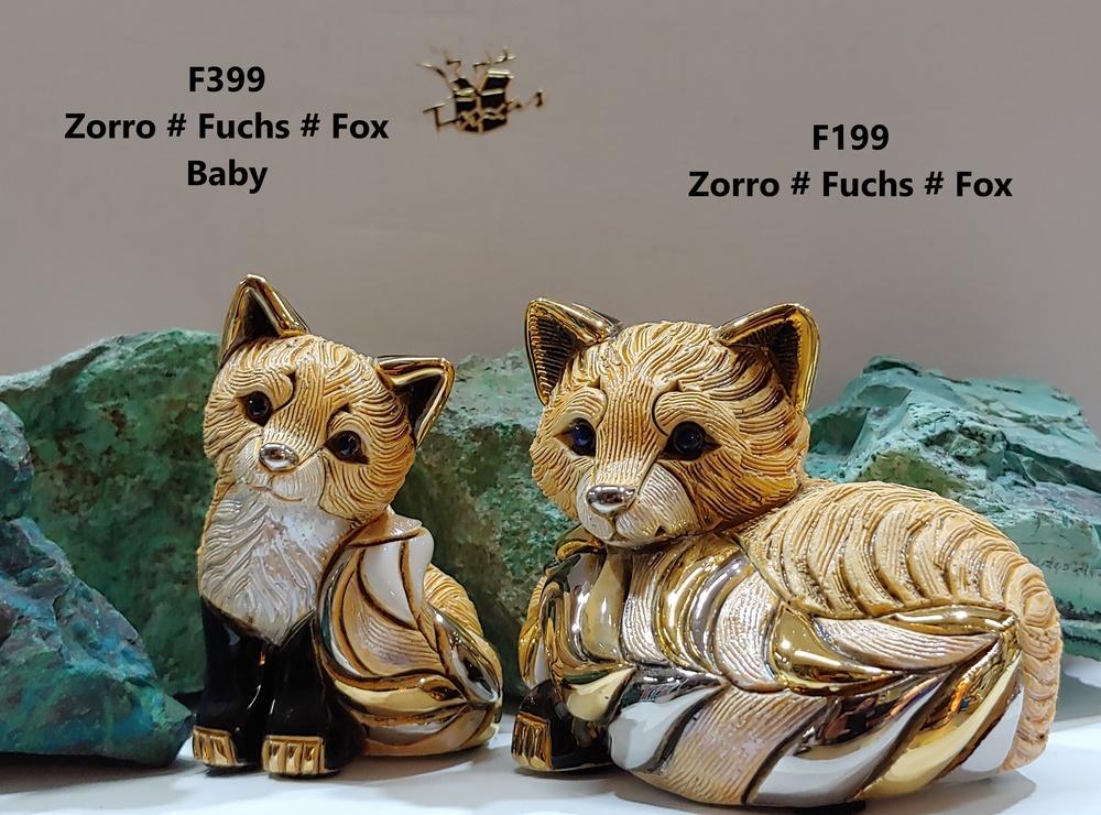 Fuchsfamilie - Rinconada DeRosa