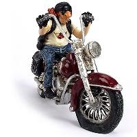 Guillermo Forchino - The biker