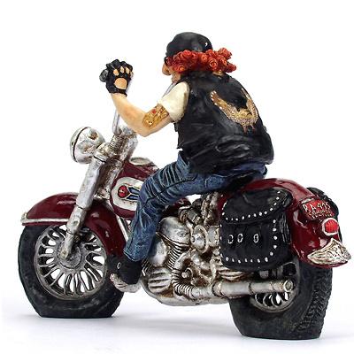 Guillermo Forchino - The biker 1