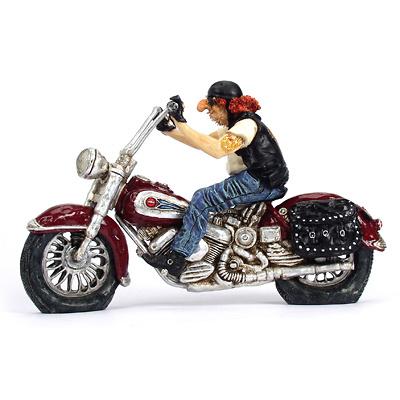 Guillermo Forchino - The biker 3