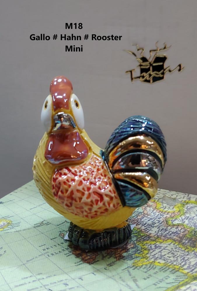 Hahn M18 Mini - Rinconada DeRosa