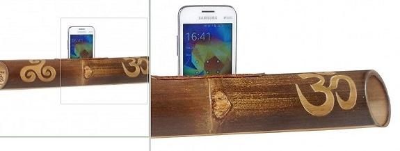 speaker-bamboo-triskel-om-carved-b