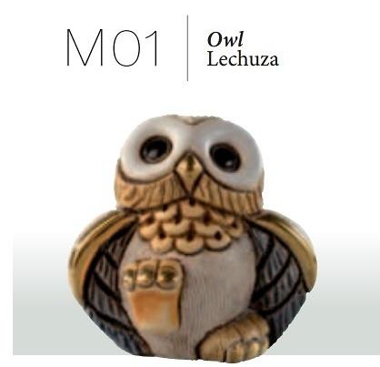 Lechuza M01 Rinconada De Rosa