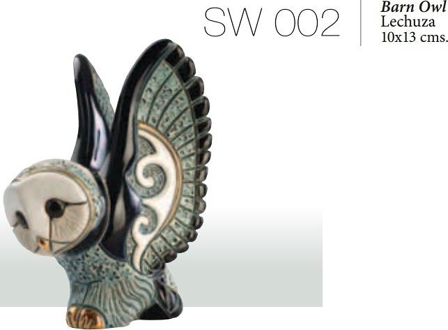Lechuza común, SW002. DeRosa Rinconada.
