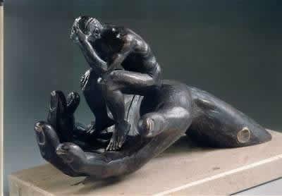 Lorenzo Quinn - Gottes Hand 8.990 Euro
