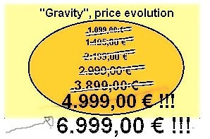Price evolution (26-Sept-2013)