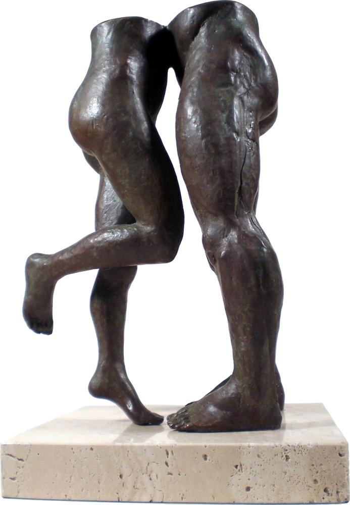 der Kuss 2 lorenzo quinn