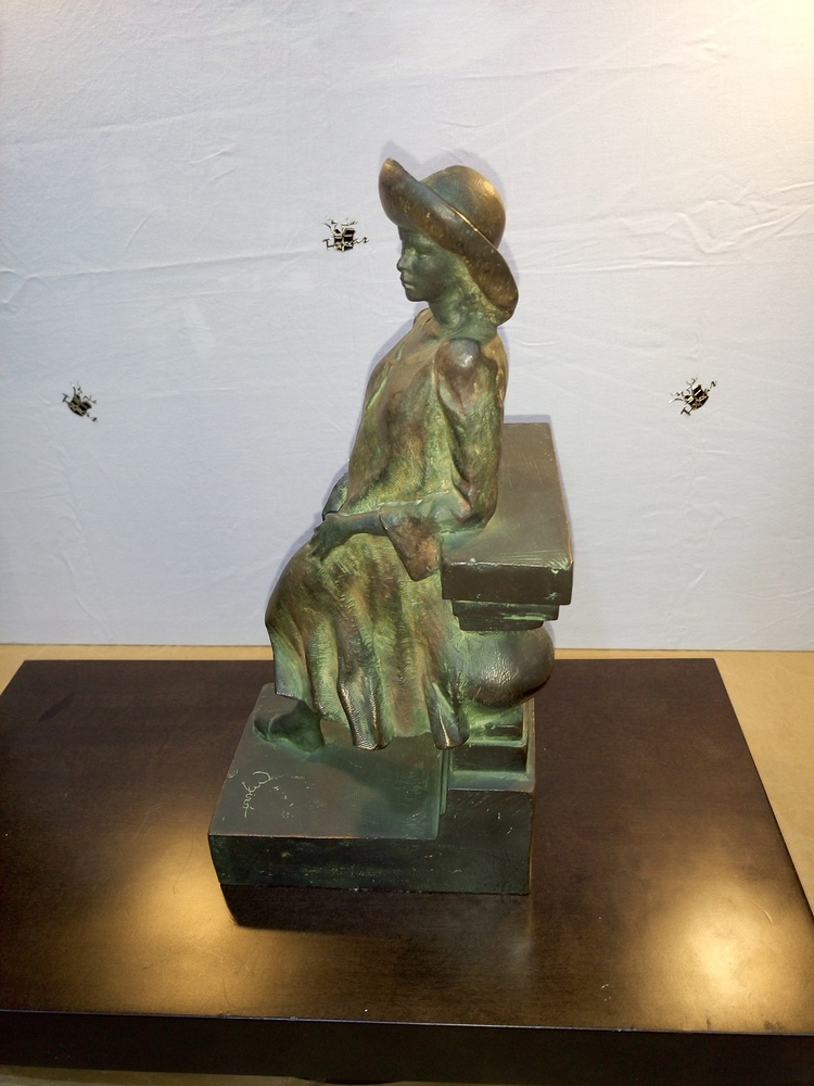 Miró - Esperando