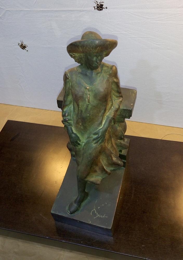 Miró - Waiting