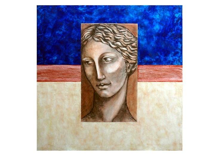 Montserrat Faura - Göttin Mutter Erde