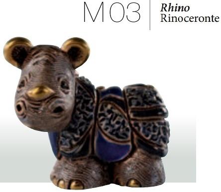 Rhino M03 Mini - Rinconada DeRosa