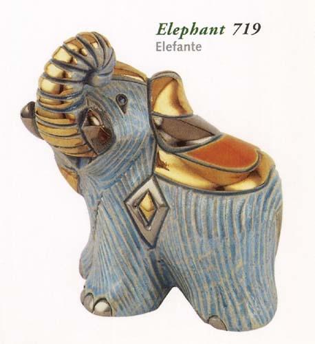 Rinconada African elephant Anniversary 719