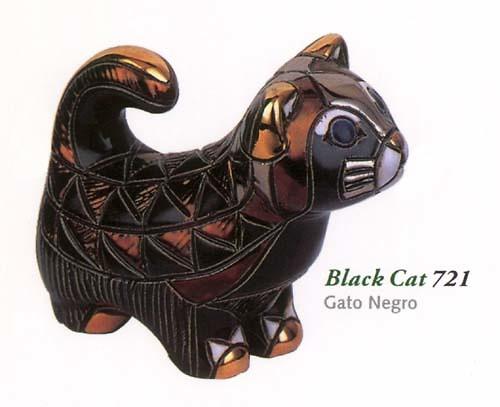 Rinconada gato negro Anniversary 721