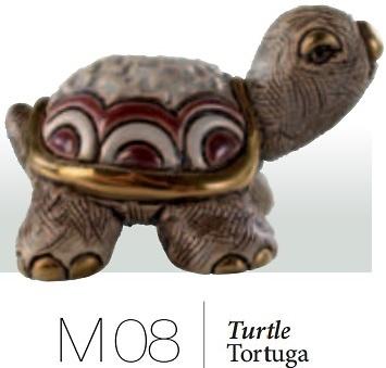 Tortuga M08 Mini - Rinconada DeRosa