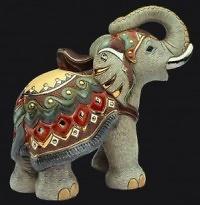 rinconada hinduistischer elefant xl441 sammlerst cke stilvolle geschenke. Black Bedroom Furniture Sets. Home Design Ideas