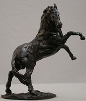 Arte Moreno - Horse 1