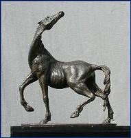 Arte Moreno - Pferd 6