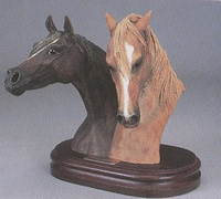 Casasola - Double head of horse