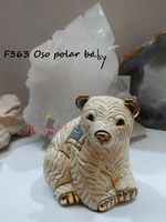 Eisbärenfamilie - Rinconada DeRosa