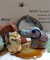 "Elephant ""Confetti""  - DeRosa Rinconada"