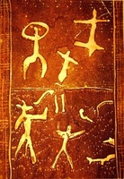 "Eva Traumann - Pintadera ""Tribal dances"""