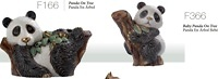 Familia de osos panda 2014 - DeRosa-Rinconada