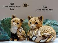 Familia de zorros - Rinconada DeRosa