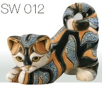Gato de pelo corto, SW012. DeRosa Rinconada.