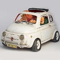 Guillermo Forchino - Fiat 500 unser kleines Juwel