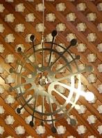 """Móvil """"Mandala con bola de cristal"""" - Móviles de viento y Espirales"""
