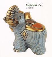 Rinconada afrikanischer Elefant Jahrestag 719
