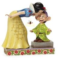 """Snow White Kissing Dopey"" - Disney Collection"