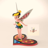 Tinker Bell over Heart - Disney Collection