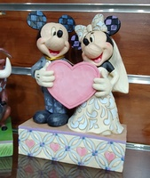 Two Souls, One Heart (Mickey and Minnie) - Disney Collections
